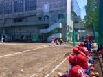 横須賀学院遠征